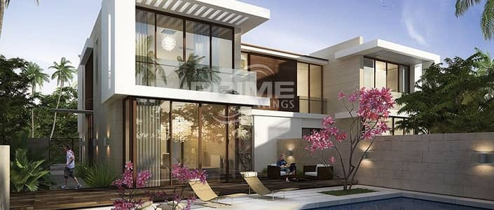 3 Bedroom Villa for Sale in DAMAC Hills (Akoya by DAMAC), Dubai - Good Price 3Br+maids Villa type TH-L Richmond Cluster