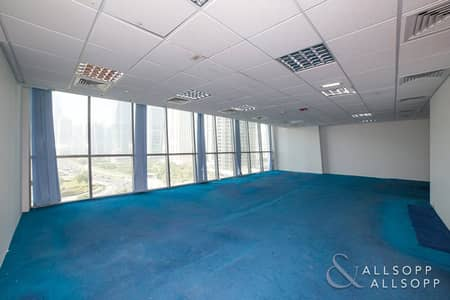 Office for Rent in Jumeirah Lake Towers (JLT), Dubai - Fitted Office | Open Plan | Lake Views