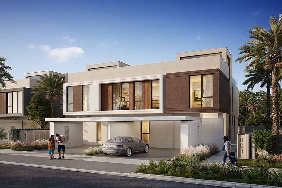50% over 2 years post handover | Family oriented community