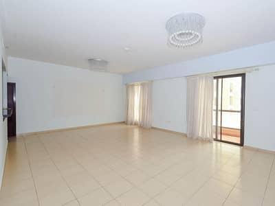 فلیٹ 1 غرفة نوم للايجار في جي بي ار، دبي - Rimal 3   Cheapest 1BR Apt   Sea View