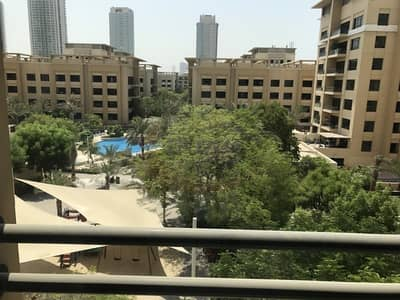 Fully Furnished 4BR with Balcony in Greens