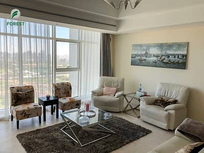 3 Bedroom Flat for Sale in Jumeirah Lake Towers (JLT), Dubai - Amazing Golf Course View | 3 Beds on High Floor