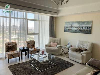 فلیٹ 3 غرف نوم للبيع في أبراج بحيرات الجميرا، دبي - Amazing Golf Course View | 3 Beds on High Floor