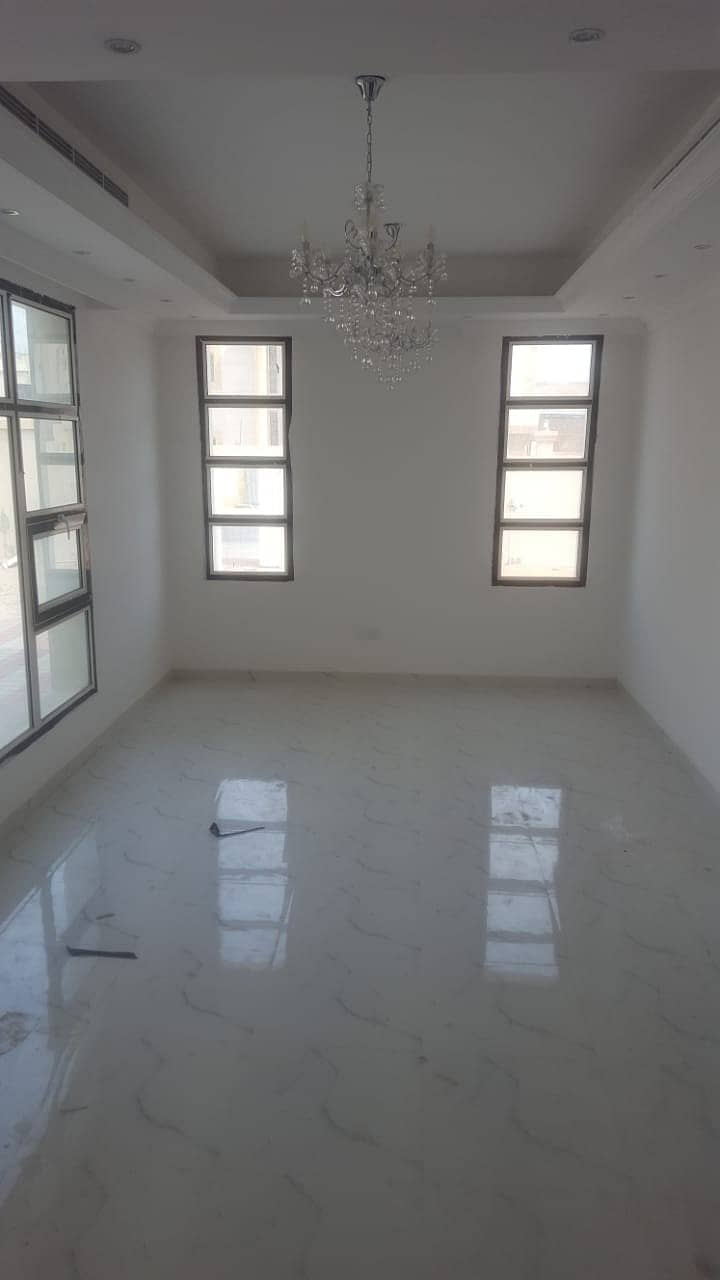 brand new villa for rent in warqaa double story 4 Bedroom and hall and kitchen