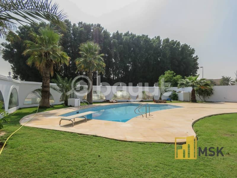 Beautiful 5 Bedrooms Compound Villa with Private Swimming Pool