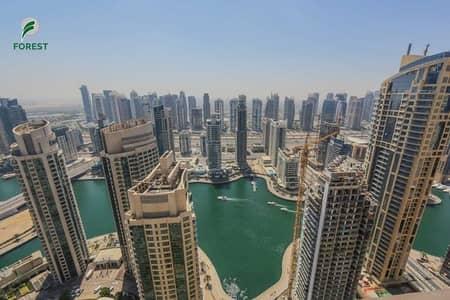 فلیٹ 5 غرف نوم للبيع في جميرا بيتش ريزيدنس، دبي - Spacious 5 Beds with Full Marina View | Vacant