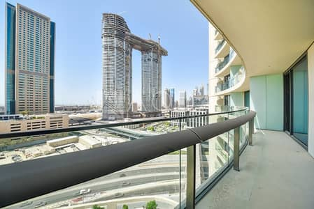 2 Bedroom Apartment for Sale in Downtown Dubai, Dubai - 2 Beds with Downtown and Boulevard Views