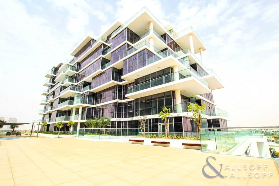 1 Bed | Brand New | Pool View | Tenanted