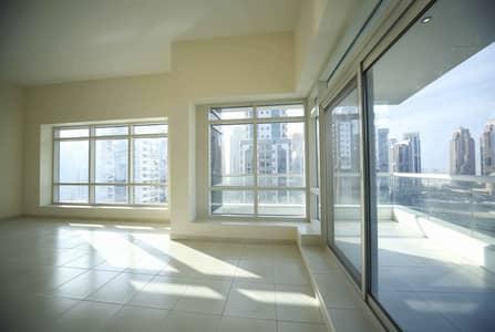 شقة 2 غرفة نوم للايجار في دبي مارينا، دبي - RARE 2 B/R + Lower Floor|FREE AC |4-CHQ