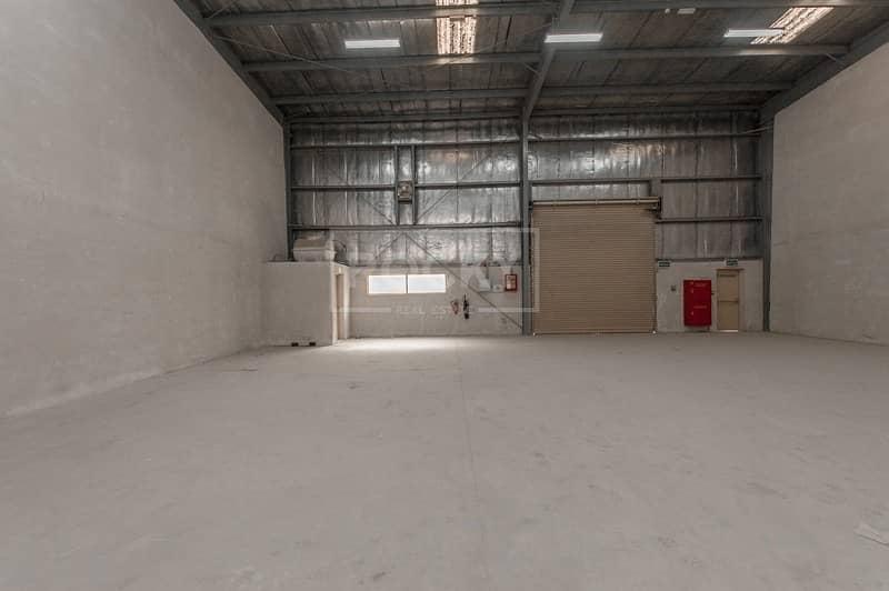 Bulk Warehouse No Racks in Jebel Ali Industrial