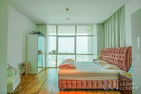 شقة 2 غرفة نوم للبيع في مركز دبي المالي العالمي، دبي - Two Bedroom | Duplex | Vacant | High Floor