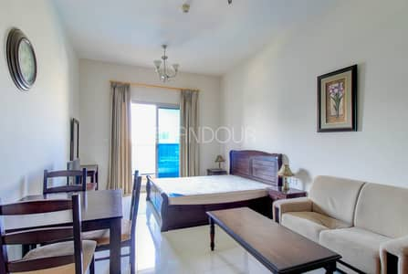 Studio for Rent in Dubai Sports City, Dubai - Canal View | Fully Furnished | Spacious Studio