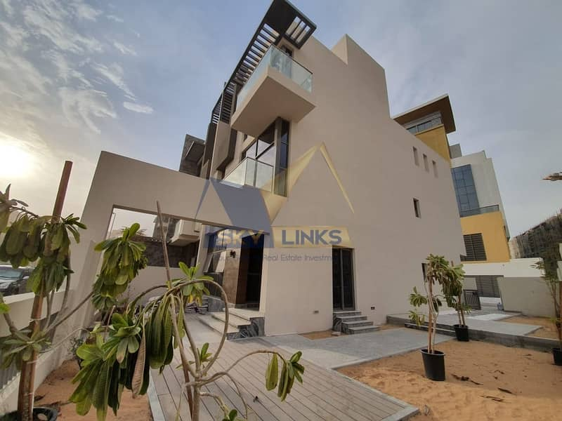 Luxury | Brand New | 4BR Townhouse For Rent
