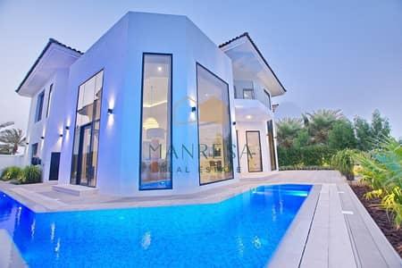 فیلا 4 غرفة نوم للبيع في نخلة جميرا، دبي - Fully Furnished | Upgraded | Redesigned