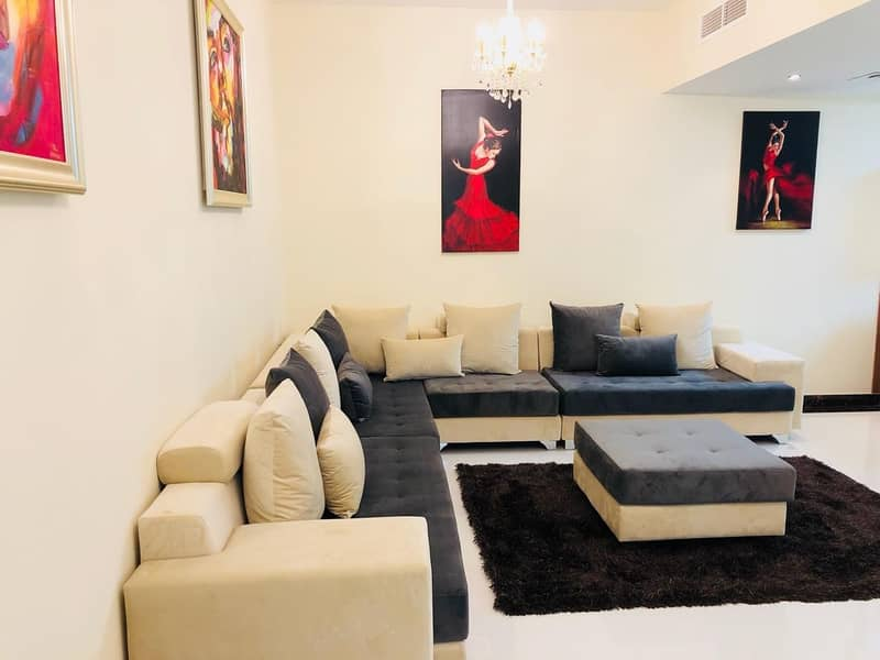 2 FULLY UP GRADED | FULLY FURNISHED | HIGHER FLOOR