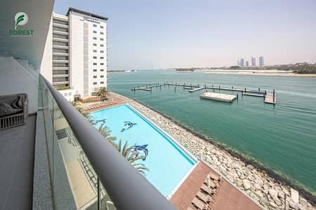 شقة 1 غرفة نوم للايجار في نخلة جميرا، دبي - Newly Furnished 1 Bedroom with Full Sea View