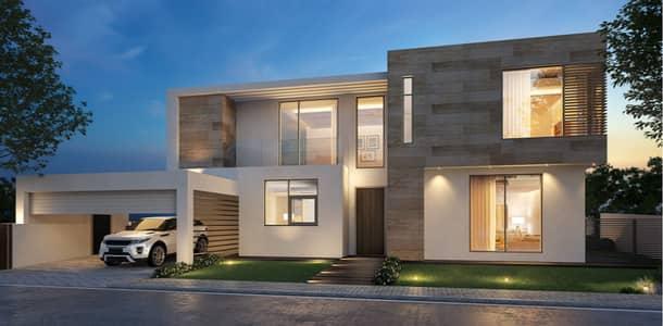 3 Bedroom Villa for Sale in Al Suyoh, Sharjah - Beautiful 3Br Plus Maids Villa Free Service @1