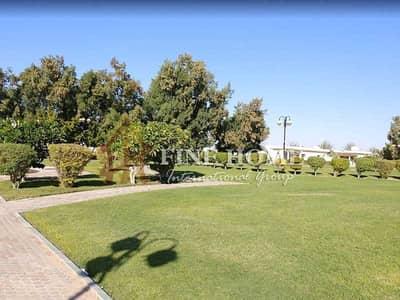 Plot for Sale in Al Faqaa, Al Ain - Farm + Villa + Plam in Al Faqa Area