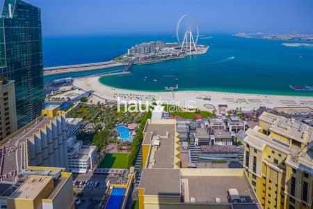 2 Bedroom Apartment for Sale in Jumeirah Beach Residence (JBR), Dubai - Arabic Interior Design | Spectacular view | Loft