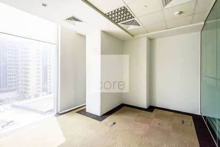 Office for Rent in Al Barsha, Dubai - Low floor fitted office   Code Business Tower