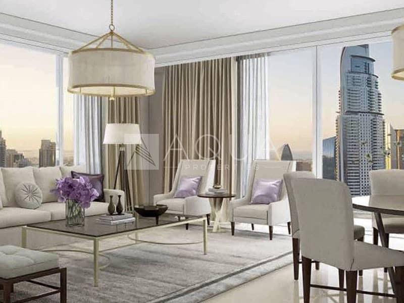Burj view| Handover in 3 mos | Reduced Price