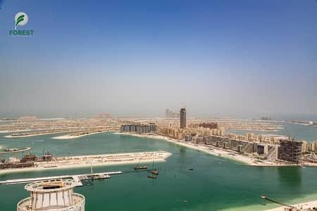 4 Bedroom Flat for Rent in Dubai Marina, Dubai - Amazing Full Sea View | Spacious 4BR | Vacant