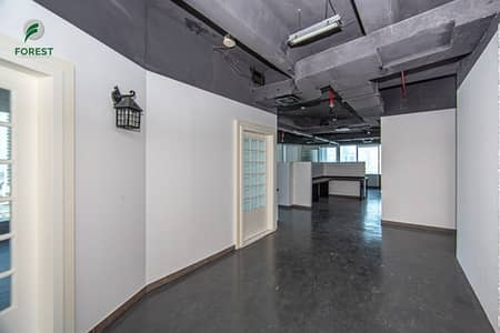 Office for Rent in Jumeirah Lake Towers (JLT), Dubai - Good Price for an Office Space| Near Metro Station