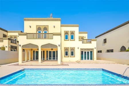 فیلا 5 غرف نوم للبيع في جميرا بارك، دبي - Vacant |  5 Bedrooms | Great price | Private pool