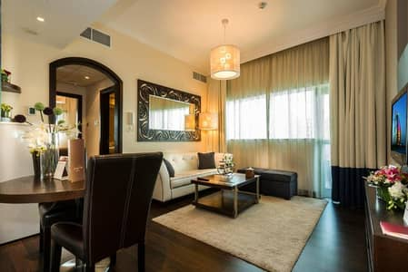 1 Bedroom Hotel Apartment for Rent in Barsha Heights (Tecom), Dubai - Great Deal for amazing Executive one bedroom suite fully furnished at First Central Hotel Suite