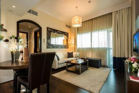شقة فندقية في برشا هايتس (تيكوم) 1 غرف 90000 درهم - 4368409