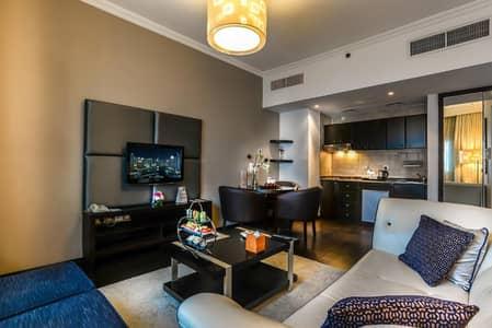 شقة فندقية 1 غرفة نوم للايجار في برشا هايتس (تيكوم)، دبي - شقة فندقية في برشا هايتس (تيكوم) 1 غرف 5800 درهم - 4368511