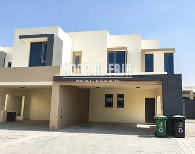 4 Bedroom Villa for Rent in Dubai Hills Estate, Dubai - 4 B/R plus Maids room | Unfurnished | Maple 1