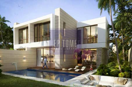 4 Bedroom Villa for Sale in DAMAC Hills (Akoya by DAMAC), Dubai - Investor Deal | EXCLUSIVE | Large 4BR TH-H
