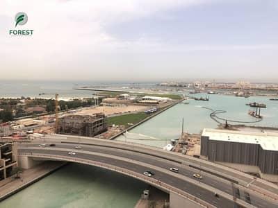 1 Bedroom Apartment for Sale in Dubai Marina, Dubai - Amazing Sea View   Great location   Vacant   1BR