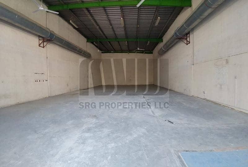 2 Shell and Core Warehouse | Road Facing
