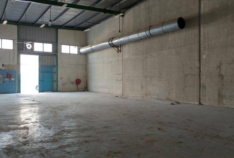 10 Shell and Core Warehouse | Road Facing