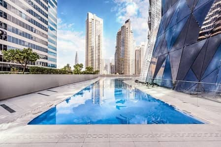 1 Bedroom Flat for Sale in Business Bay, Dubai - Downtown & Canal View | Ready Property