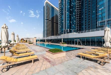 1 Bedroom Apartment for Rent in Sheikh Zayed Road, Dubai - Elegant 1BR | Prime Location on SZR | Garden Views
