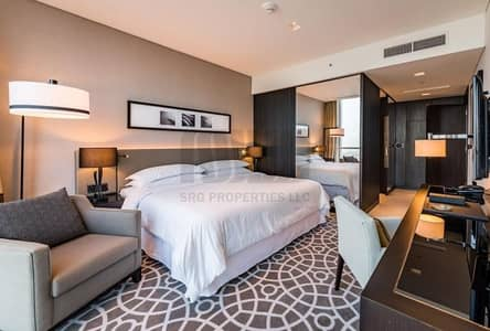 1 Bedroom Hotel Apartment for Rent in Sheikh Zayed Road, Dubai - Modern and Luxurious Serviced Apt. with City view