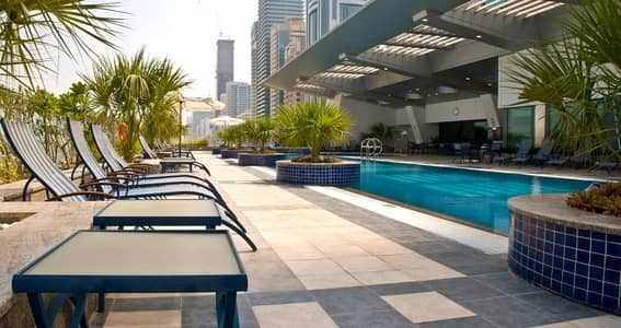 2 Bedroom Penthouse for Rent in Sheikh Zayed Road, Dubai - Two Bedroom APT