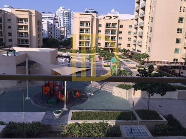 Green 05 Series 2 Bed plus Study with Pool View-HL