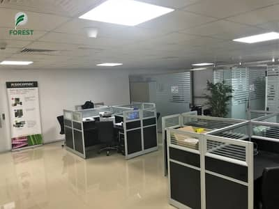 Office for Sale in Jumeirah Lake Towers (JLT), Dubai - Fully Fitted Office | Furnished | Great Location