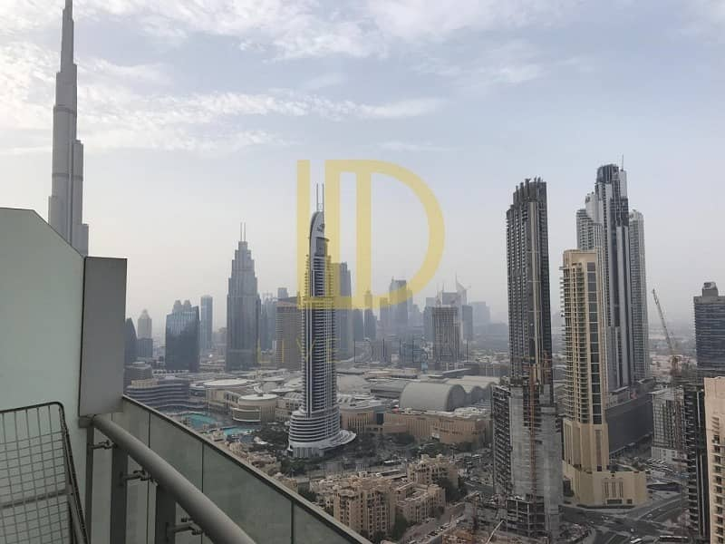 1 Bed 80K in Distinction Fully Furnished in Downtown Dubai HL