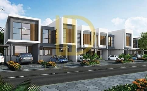 3 Bedroom Villa for Sale in Akoya Oxygen, Dubai - MB- Townhouse At Akoya For Sale