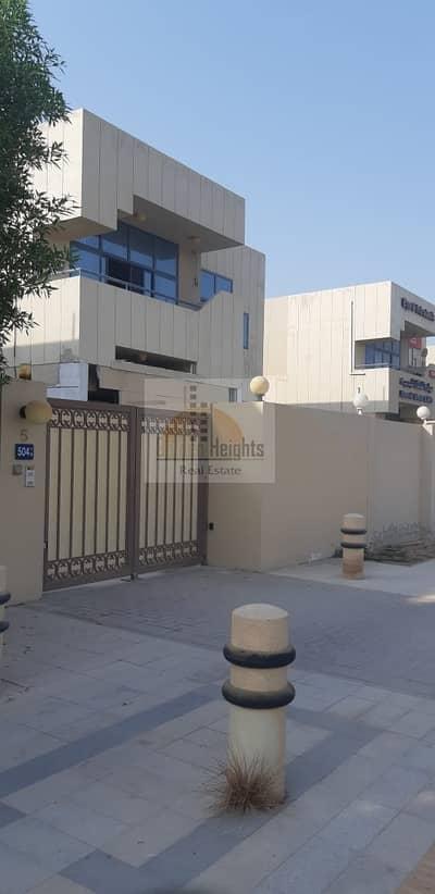 فيلا تجارية 4 غرفة نوم للايجار في جميرا، دبي - Spacious 4br+m commercial villa in Jumeirah 3 for rent