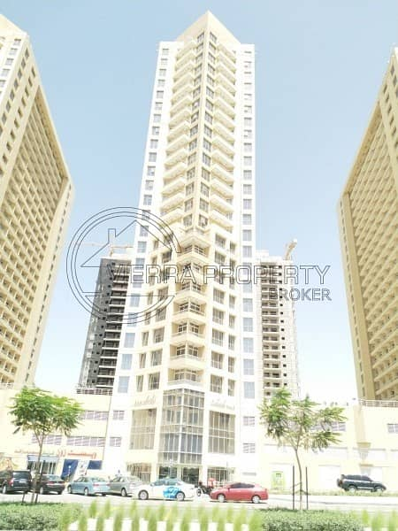 Superb Studio +Parking in Lakeside Tower IMPZ
