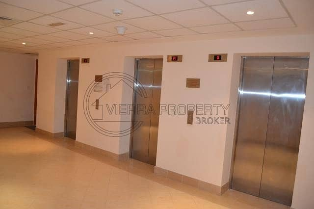2 Superb Studio +Parking in Lakeside Tower IMPZ