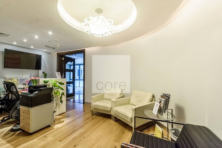 2 Ideally Located   Fitted Office   DED