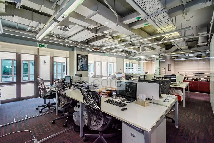 Fitted Office | Well Located | High Floor