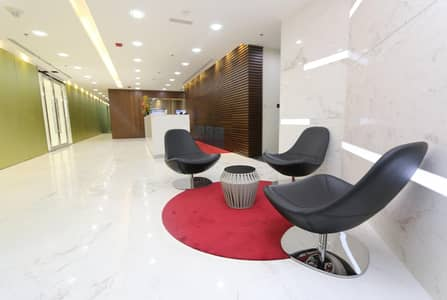 Office for Rent in Business Bay, Dubai - DIRECT FROM THE OWNER 5 Star Luxury Serviced Offices at the Oberoi Center